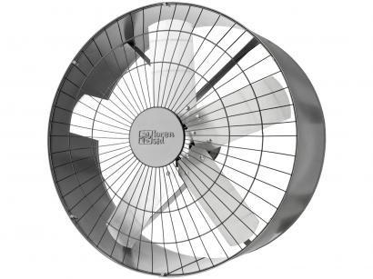Exaustor Axial de Parede Industrial - para Cozinhas e Barracões Loren Sid 60cm
