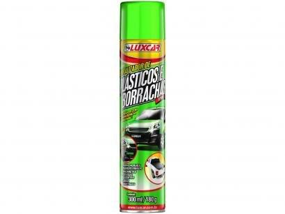 Revitalizador de Plásticos e Borrachas Luxcar 4760 - 300ml