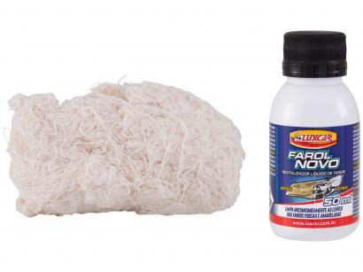 Revitalizador de Farol Luxcar Farol Novo 50ml