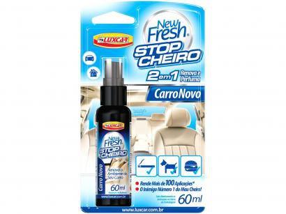 Odorizador Automotivo Spray Luxcar - Stop Cheiro New Fresh Carro Novo