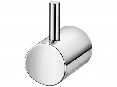 Cabide para Banheiro Cromado Single - 00158206 Docol