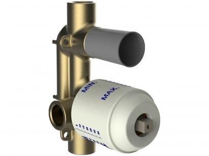 Base Misturador Monocomando Celite - de Parede Noronha B5006CUCR0