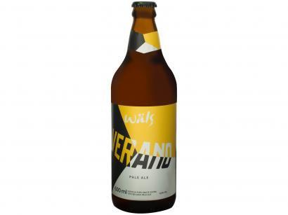 Cerveja Wäls Verano Pale Ale 600ml