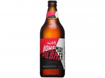Cerveja Wäls Bohemian Pilsner Lager 600ml