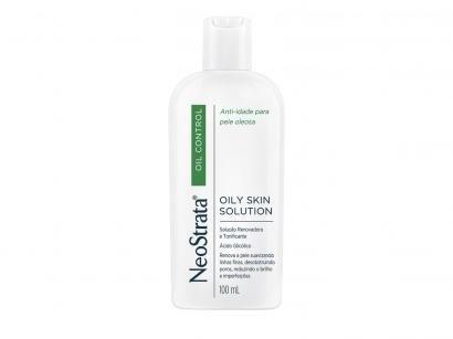 Líquido Anti-idade Facial Neostrata - Oily Skin Solution Oil Control 100ml