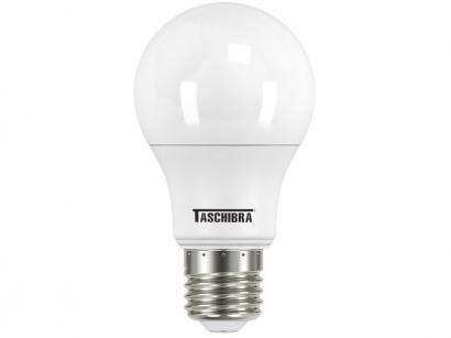Lâmpada de LED Bulbo Taschibra E27 Branca - 12W 6500K TKL 80