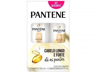 Shampoo Pantene Hidratação 350ml - e Condicionador 175ml