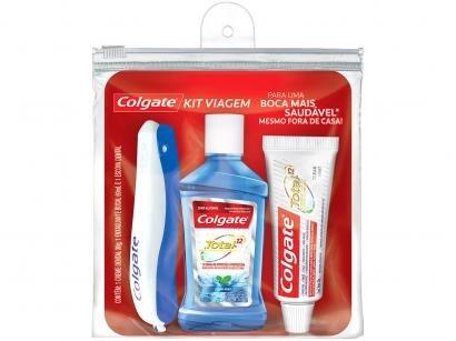 Kit Higiene Bucal - Colgate