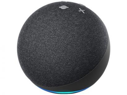 Echo Dot 4ª Geração Smart Speaker com Alexa - Amazon