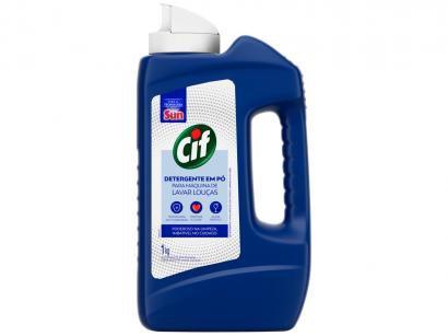 Detergente em Pó Lava-Louças Cif - 1kg