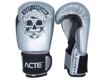 Luva de Boxe/Muay Thai Acte Sports P14-12 - 12oz