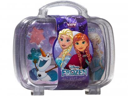 Maleta de Maquiagem Infantil Frozen View