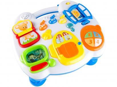 Mesa de Atividades Musical Casinha Zoop Toys