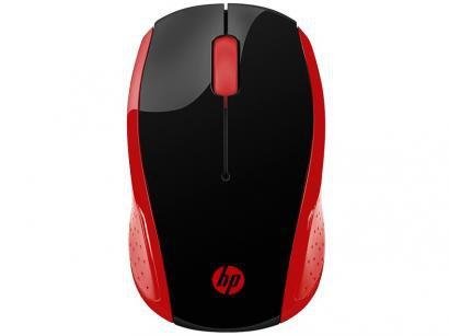 Mouse sem Fio HP Óptico 1000DPI 200 Oman