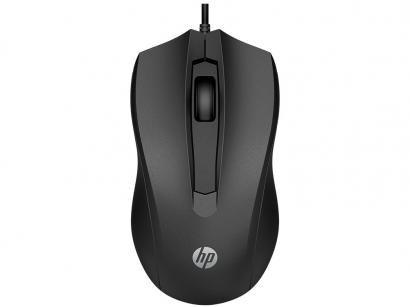 Mouse HP Óptico 1600DPI 100