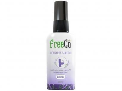 Bloqueador de Odores Sanitários FreeCô Lavanda - 60ml