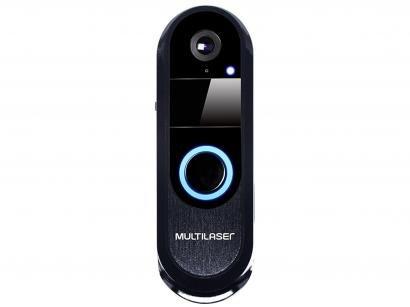 Vídeo Porteiro Wi-Fi Multilaser Liv SE220 - Monofone Viva Voz com Visão Noturna