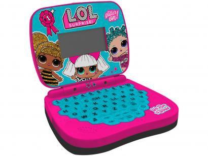 Laptop Infantil LOL Surprise Laptop Divertido - Musical Candide
