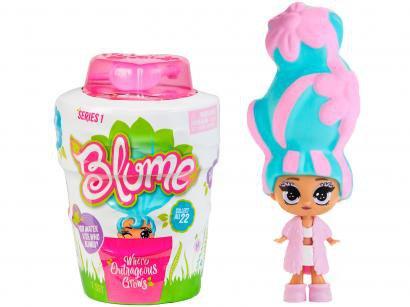 Mini Boneca Colecionáveis Blume Dolls - com Acessórios Candide