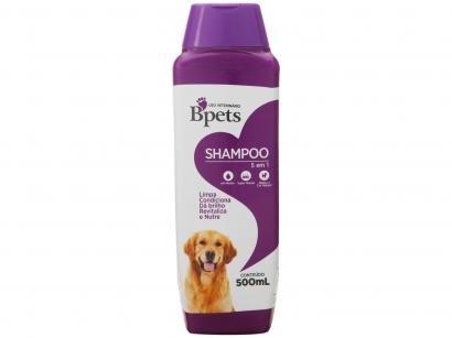 Shampoo Cachorro e Gato Bpets 5 em 1 500ml