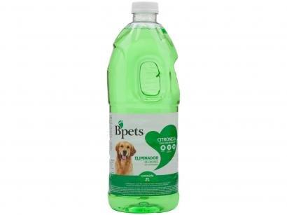 Eliminador de Odores para Cães e Gatos Bpets - Citronela 2L