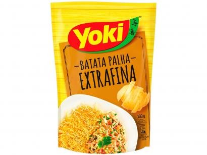 Batata Palha Yoki Extrafina 100g
