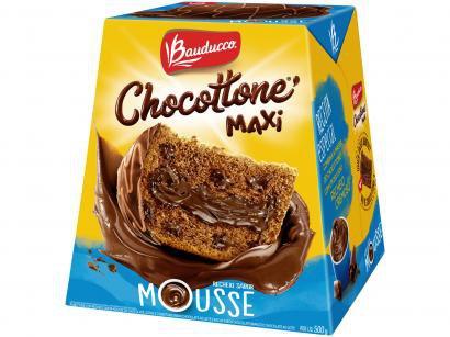 Chocotone Bauducco Maxi Mousse 500g