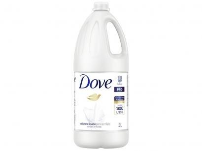 Sabonete Líquido para as Mãos Hidratante Dove - Original 2L