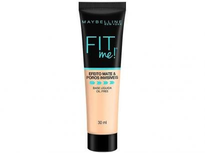 Base Maybelline Fit Me Líquida B80 30ml