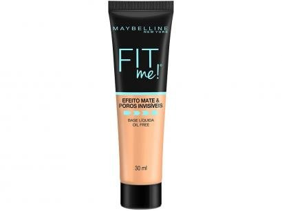 Base Maybelline Fit Me Líquida R140 30ml