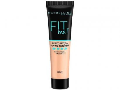 Base Maybelline Fit Me Líquida B100 30ml