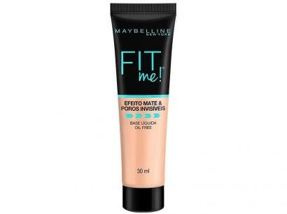 Base Maybelline Fit Me Líquida N100 30ml