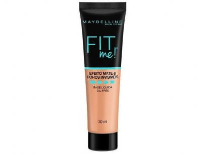 Base Maybelline Fit Me Líquida B140 30ml