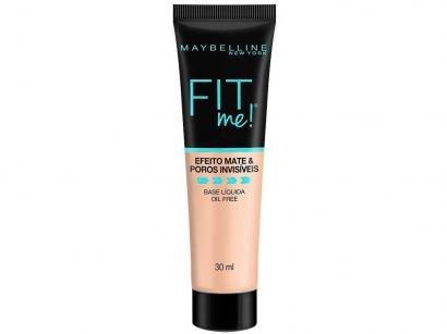 Base Maybelline Fit Me Líquida N150 30ml