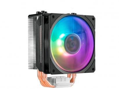 Cooler para Processador Intel AMD RGB - Cooler Master Hyper 212 Spectrum