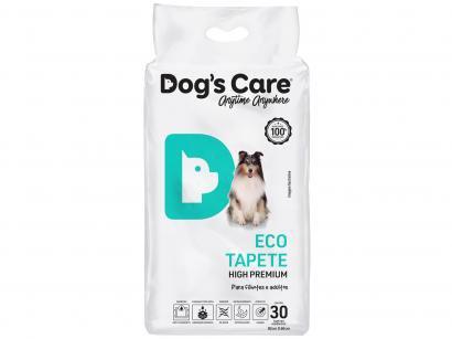 Tapete Higiênico Dogs Care High Premium - 82x60cm 30 Unidades