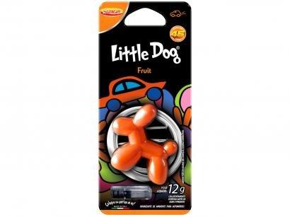 Odorizador Automotivo Plástico Injetado Luxcar - Little Dog Fruit