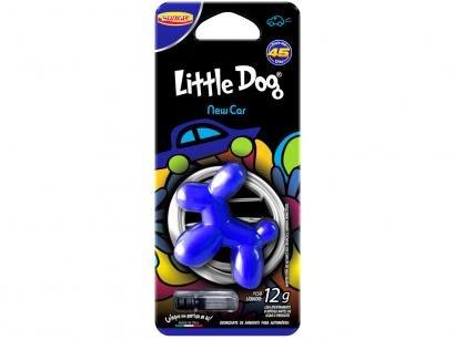 Odorizador Automotivo Plástico Injetado Luxcar - Little Dog New Car