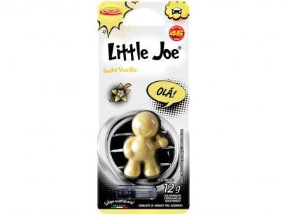 Odorizador Automotivo Plástico Injetado Luxcar - Little Joe Funky Vanilla