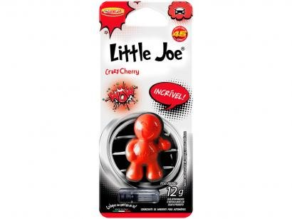 Odorizador Automotivo Plástico Injetado Luxcar - Little Joe Crazy Chery