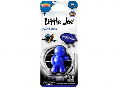 Odorizador Automotivo Plástico Injetado Luxcar - Little Joe Pacific Splash