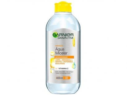 Água Micelar Garnier Skin Antioleosidade