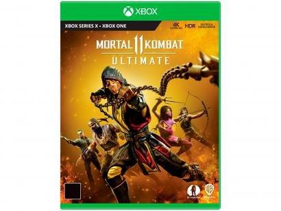 Mortal Kombat 11 Ultimate para Xbox Series - NetherRealm Studios Lançamento