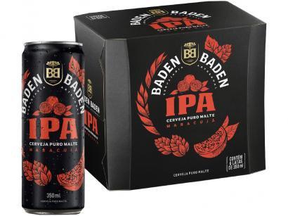Cerveja Baden Baden American IPA Ale 6 Unidades - 350ml
