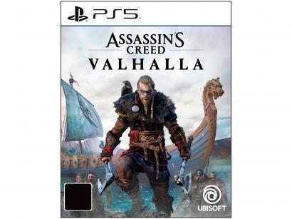 Assassins Creed Valhalla para PS5 Ubisoft - Lançamento