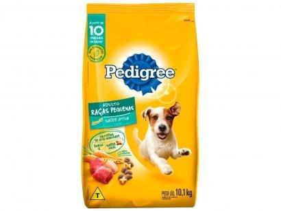 Ração Premium para Cachorro Pedigree - Raças Pequenas Adulto 10,1kg