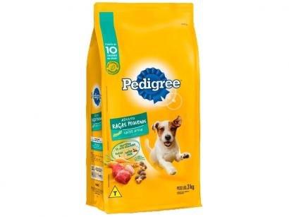 Ração para Cachorro Premium Pedigree - Raças Pequenas Adulto 3kg
