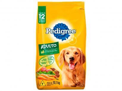 Ração para Cachorro Premium Pedigree - Carne e Vegetais Adulto 10,1kg