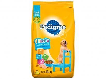 Ração para Cachorro Premium Pedigree - Filhote 10,1kg
