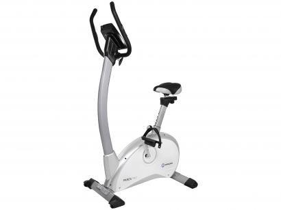 Bicicleta Ergométrica Horizon Paros Pro Magnética - 12 Níveis de Esforço 16 Funções